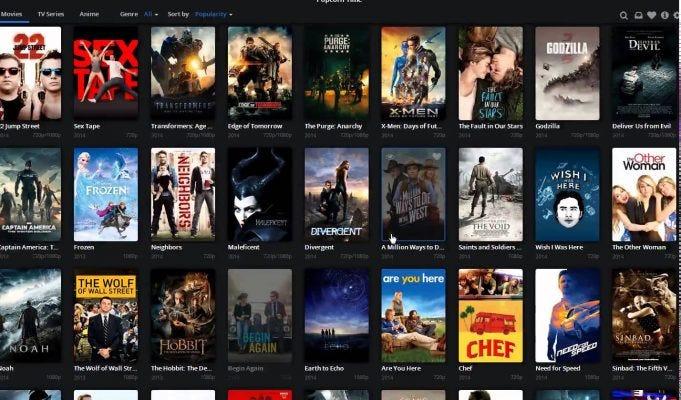 Guardare film in streaming non è illegale