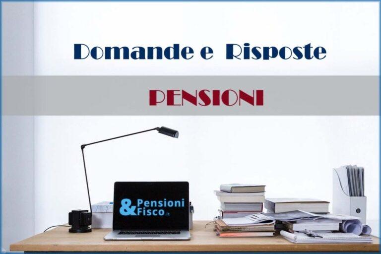 Contributi figurativi Naspi, sono utili al diritto della pensione?