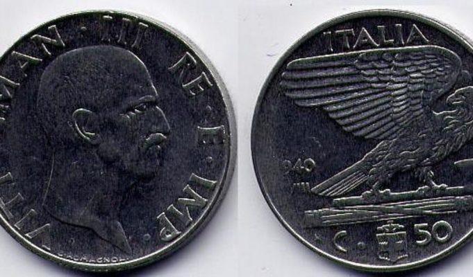 Monete da 50 centesimi che valgono fino a 20mila euro, ecco quali sono