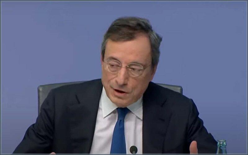 Economia L'Italia dichiara guerra alla Turchia: le dure parole di Draghi contro Erdogan