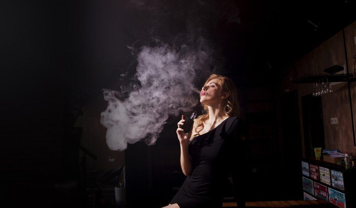 fumo sigarette